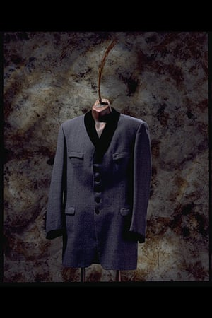 Modern British Childhood: Retro Teddy boy jacket