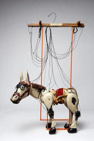 Modern British Childhood: Muffin Mule puppet