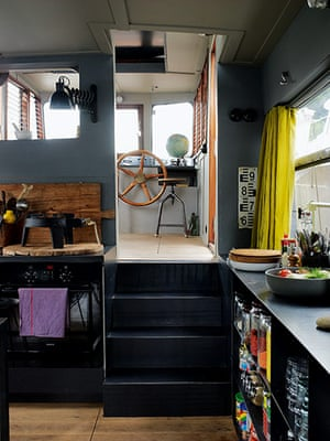 Houseboat living in Paris - in pictures | Life and style
