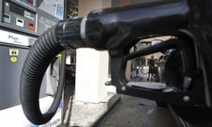 california gas prices