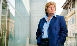 Sandi Toksvig: 'I was groped on air in the 1980s'