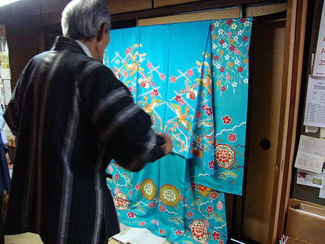 The decline and fall of the kimono – in pictures | Life and