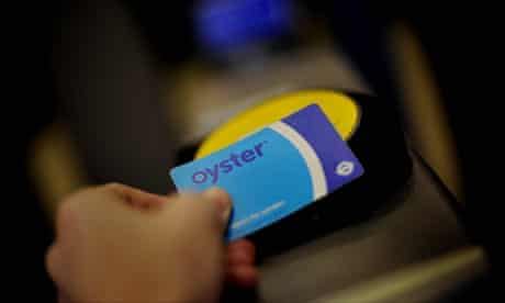mobile payments oyster card