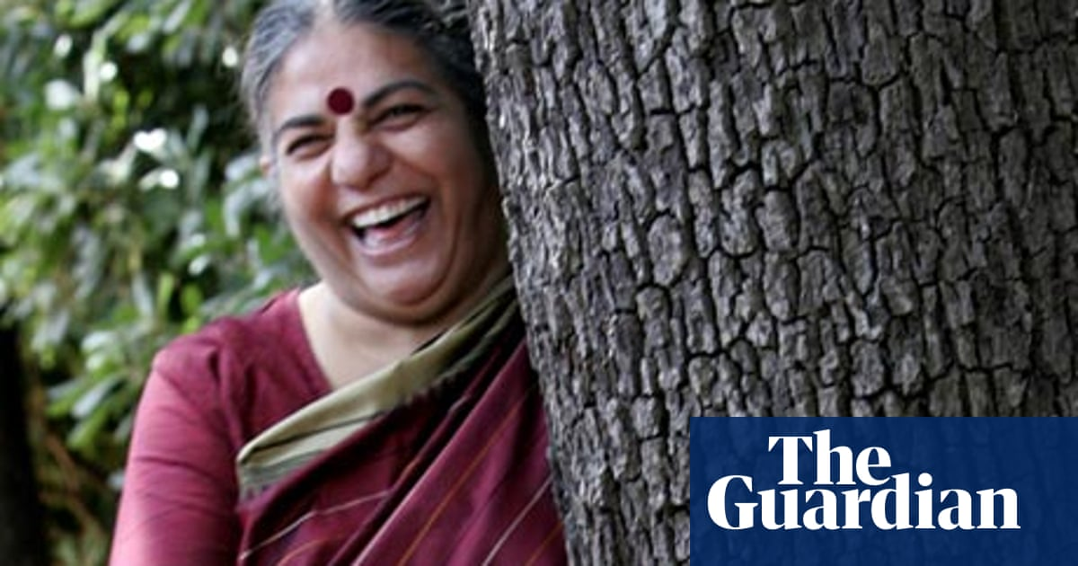 Vandana Shiva Corporate Monopoly Of Seeds Must End Guardian Sustainable Business The Guardian