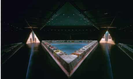 judy chicago dinner parrty