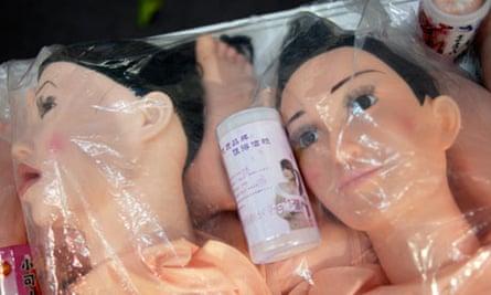 Sex dolls in Guangzhou