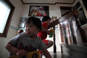 FTA: Kim Hong-Ji: Two disabled children who were abandoned at the 'baby box'