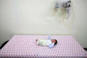 FTA: Kim Hong-Ji: A baby abandoned in a 'baby box' at Joosarang church