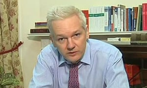 Julian Assange on Russia Today