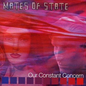 Album sleeves: Maters of State, Our Constant Concern