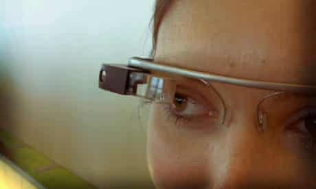 google glass prototype 2012