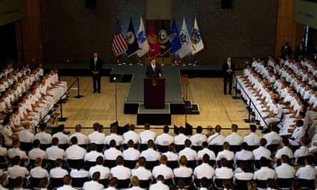 US Republican presidential candidate Mitt Romney