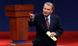 Jim Lehrer on critics of presidential debate: \'I was not there to ...