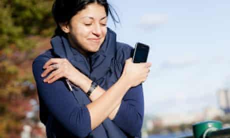 Like-A-Hug wearable social media vest