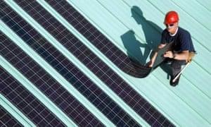 SoloPower solar thin film panels