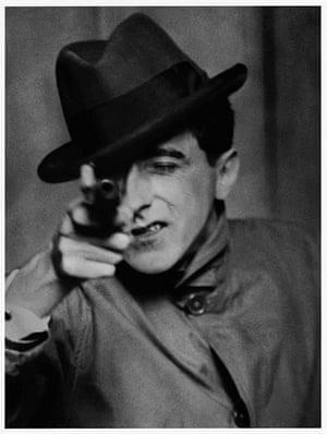 Shoot! : Jean Cocteau by Bernice Abbott