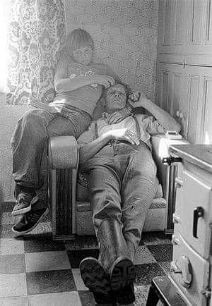 Tom Wood : Charlie and Alan by Tom Wood