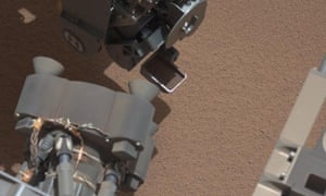 Mars Rover find