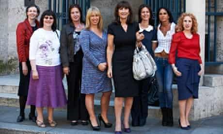 The eight mums of Jewish Mum of the Year