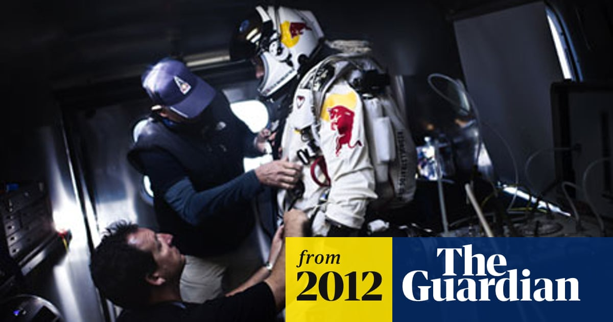 Felix Baumgartner on cancelled space jump: 'there's no way' he'll