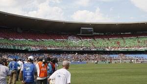 Tifo: Fluminense Fans