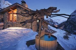 Chalets: Chalet Colinn Val d'Isère, Savoie