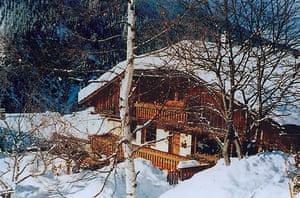 Chalets: Maison Coutin Peisey Nancroix, Savoie