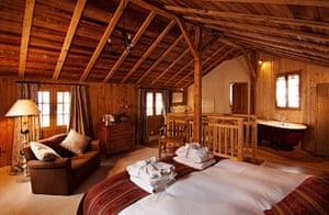 Chalets: The Farmhouse Morzine, Haute-Savoie