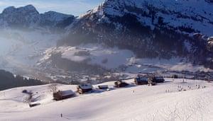 Chalets: La Ferme du Soleil Le Grand Bornand, Haute-Savoie