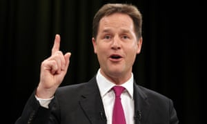 Deputy Prime Minister Nick Clegg said there were no chance of forcing the EU to cut spending.