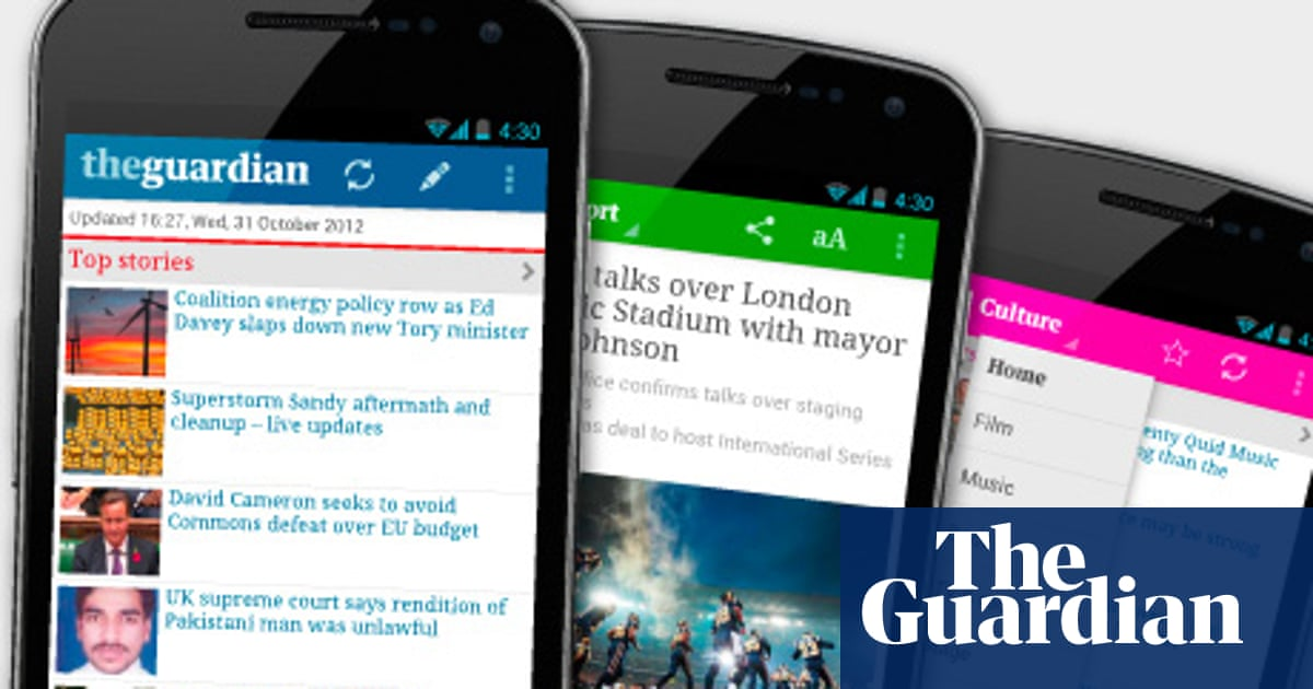 Fragmented world: what two years of traffic data teaches you about mobile | Info | guardian.co.uk