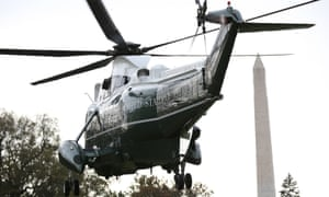 Marine One Barack Obama