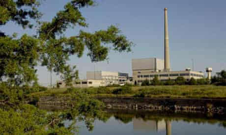 Oyster Creek nuclear generating station, New Jersey