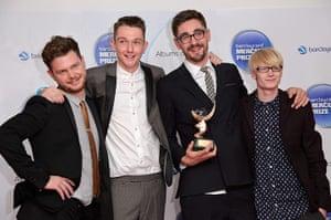 Mercury Prize: Mercury Prize Music Awards