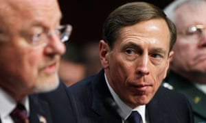 David Petraeus resigned as director of the CIA on Friday