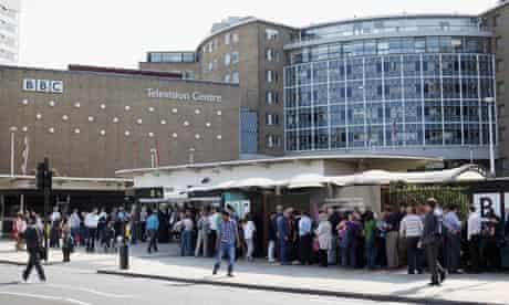 BBC Television Centre Wood Lane