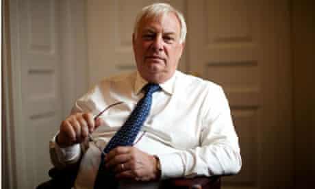Chris Patten, London, 2010