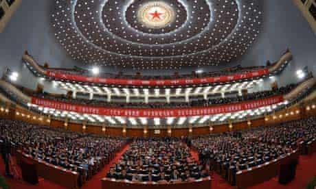 (CPC CONGRESS) CHINA-BEIJING-18TH CPC NATIONAL CONGRESS-OPENING (CN)