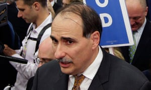 Obama aide David Axelrod said he expected a deal to be reached on avoiding the fiscal cliff