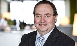Ken MacQuarrie, director of BBC Scotland