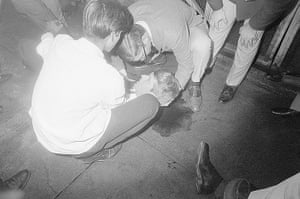 The Assassination Of Robert F Kennedy In Pictures Us News The Guardian