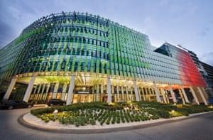 Health and design : Royal Children's Hospital
