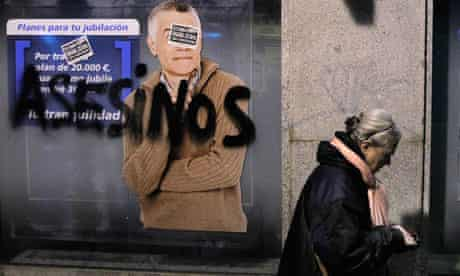 Spanish banks to restrict evictions after suicides