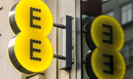 EE 4G Mobile Store