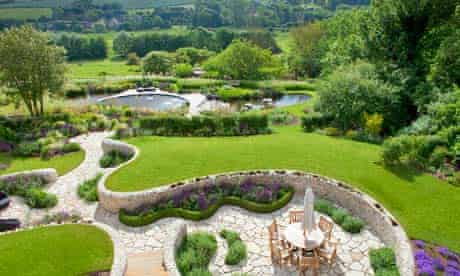 Gardening blog: Ian Kitson - winner of the hard Landscape, Medium