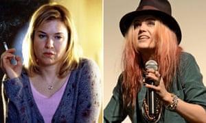 Bridget Jones fashion then and now: Necklaces