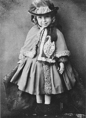 Robert Louis Stevenson: Robert Louis Stevenson as a child