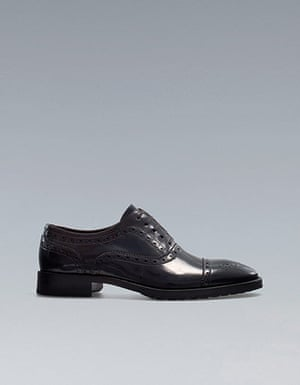 Evening Wear Gallery: Brogues