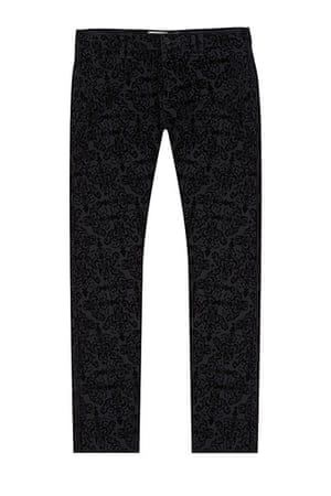 Evening Wear Gallery: Patterned trousers