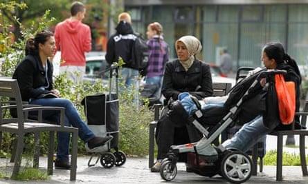 Germany Debates Integration Of Immigrants